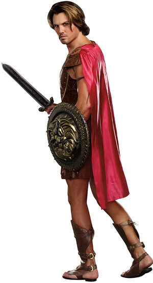 Hercules the Greek Hero Adult Costume
