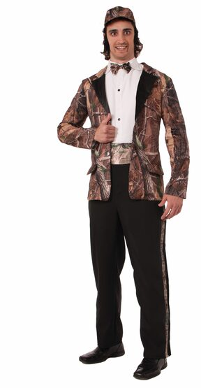 Hunting for Love Groom Adult Costume