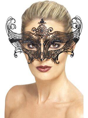 Victorian Masquerade Eye Mask