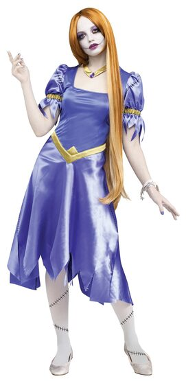 Zombie Princess Repunzel Adult Costume