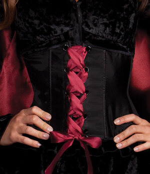 Sexy Dark Bella the Vampire Costume