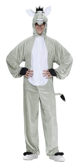 Funny Donkey Adult Costume