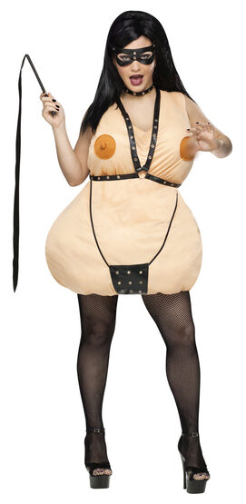 Bondage Betty Funny Adult Costume