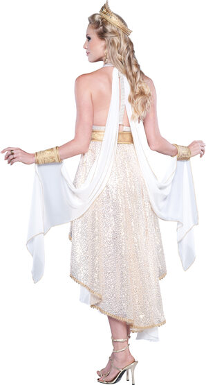 Sexy Glamourous Greek Goddess Costume