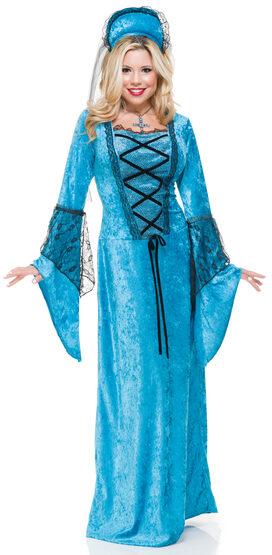 Renaissance Queen Adult Costume