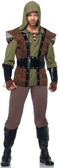 Rugged Robin Hood Adult Costume