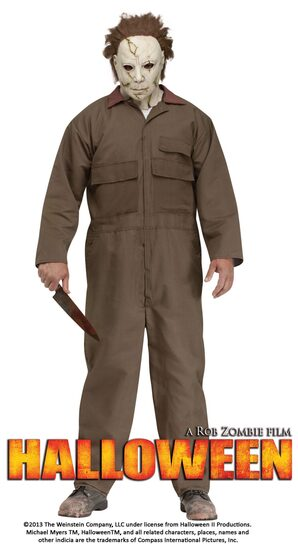 Scary Michael Myers Adult Costume