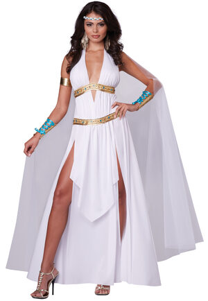 Sexy Glorious Greek Goddess Costume