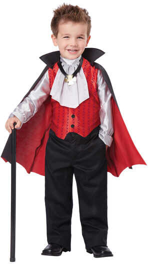 Dapper Vampire Kids Costume