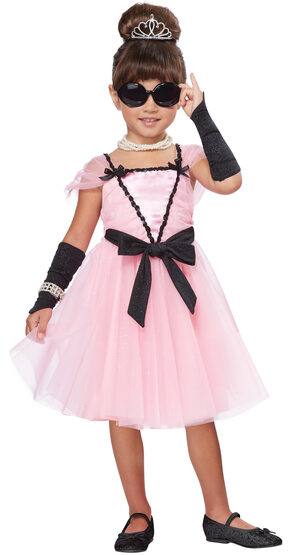 Movie Star Toddler Kids Costume
