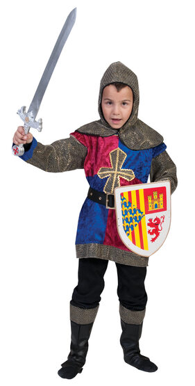 Medieval Knight Robert Kids Costume