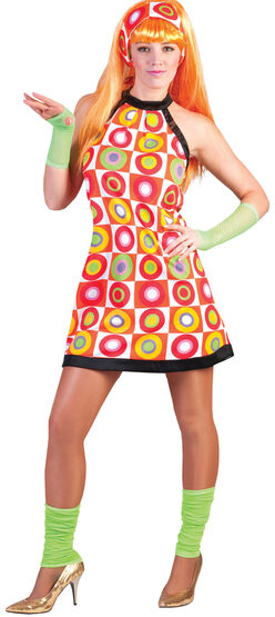 Feeling Funky Retro Adult Costume