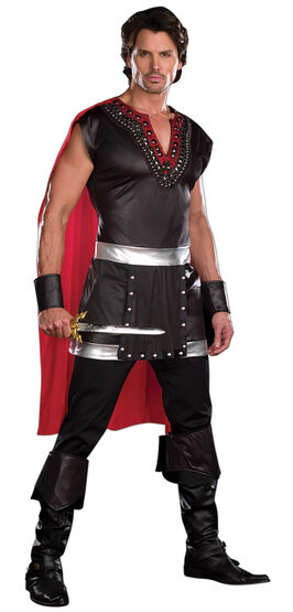 Julius Pleaser Warrior Adult Costume