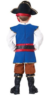 Swashbuckling Pirate Kids Costume