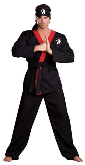 Hung Lo Ninja Adult Costume