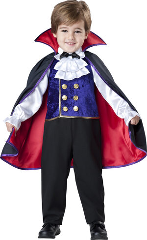 Vicious Vampire Toddler Kids Costume
