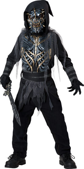 Death Warrior Kids Costume