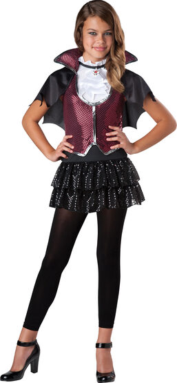 Glampiress Vampiress Kids Costume