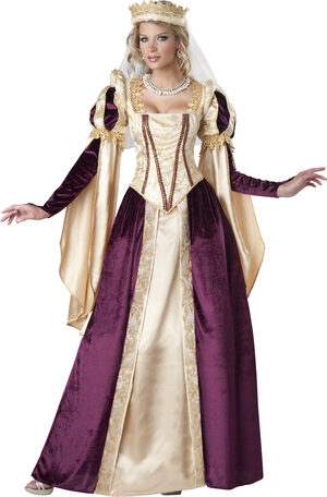 Princess of the Renaissance Adult Costume