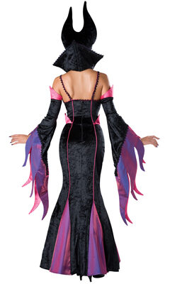 Maleficent Dark Sorceress Adult Costume