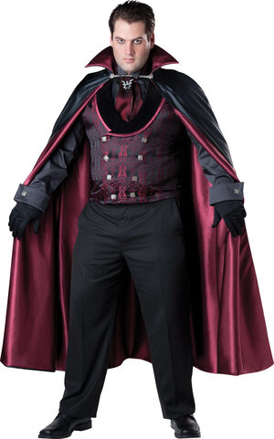 Midnight Vampires Adult Costume
