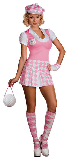 Sexy Caddy Shack Cutie Golf Costume