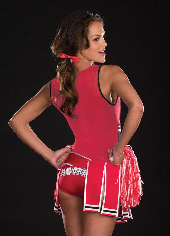Sexy Cheerleader Pic