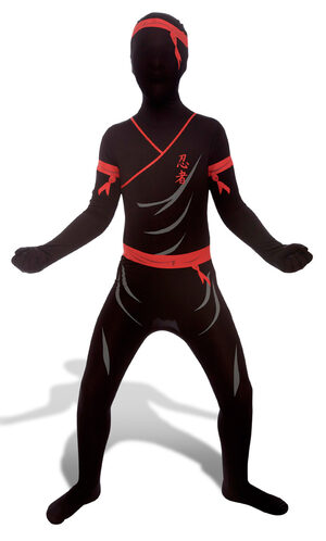 Ninja Morphsuit Kids Costume
