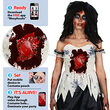 Beating Heart Zombie Beauty Adult Costume