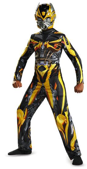 Transformers Classic Bumblebee Kids Costume