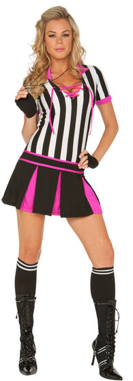 Sexy Time Out Trixie Referee Costume