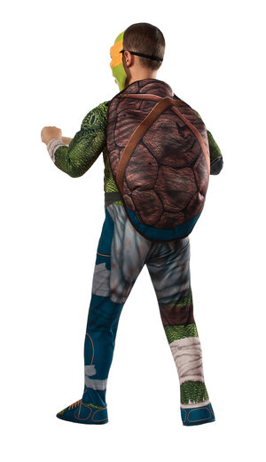 Ninja Turtle Michelangelo Kids Costume
