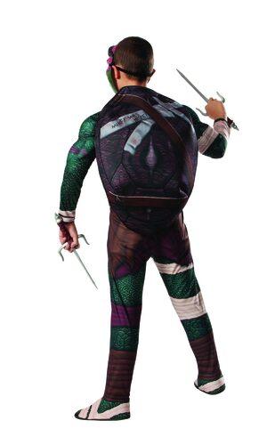 Deluxe Raphael Ninja Turtle Kids Costume