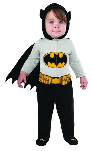 Batman Onesie Baby Costume
