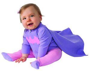 Batgirl Onesie Baby Costume