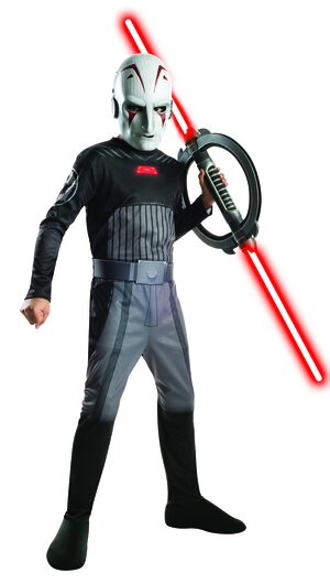 Inquisitor Star Wars Kids Costume