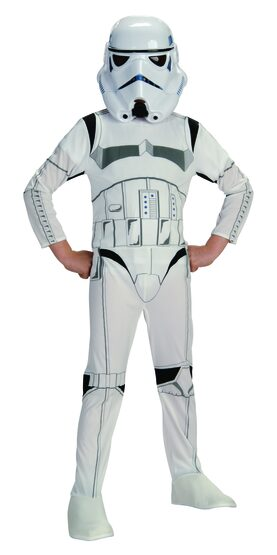 Star Wars Stormtrooper Kids Costume