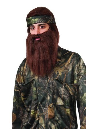 Duck Hunter Beard