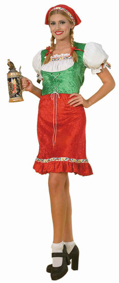 Gretel the Beer Girl Adult Costume