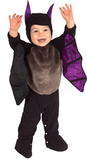 Scary Lil Bat Baby Costume