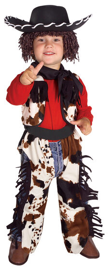 Boys Stick em' Up Cowboy Kids Costume