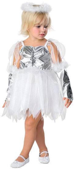 Girls Angel of Peace Kids Costume