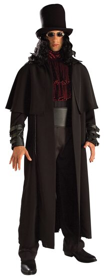Gothic Vampire Lord Adult Costume