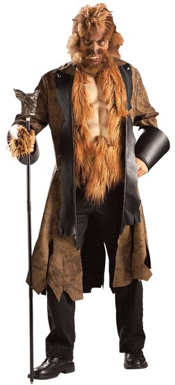 The Big Mad Wolf Adult Costume