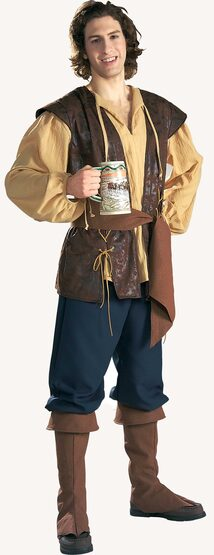 Grand Heritage Renaissance Innkeeper Adult Costume