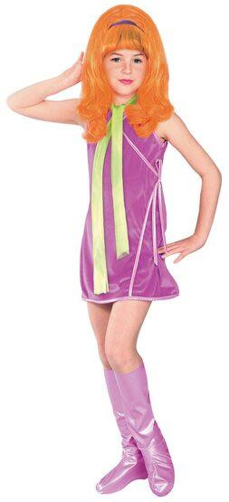 Daphne Scooby Doo Kids Costume