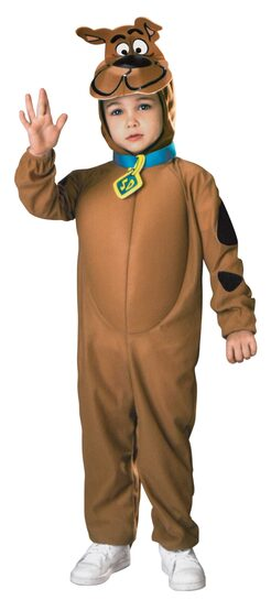 Boys Scooby Doo Kids Costume