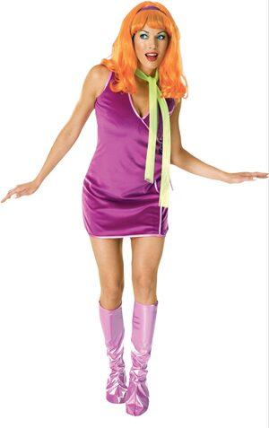 Sexy Daphne Scooby Doo Costume