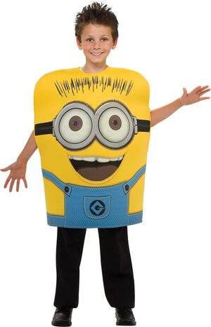 Minion Jorge Despicable Me Kids Costume