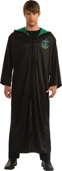 Harry Potter Slytherin Robe Adult Costume
